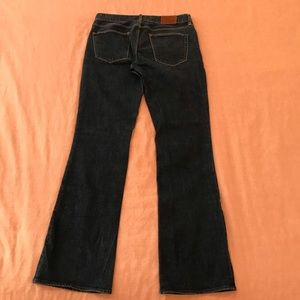Madewell Jeans - Madewell Skinny Flare Jeans in Lasalle Wash
